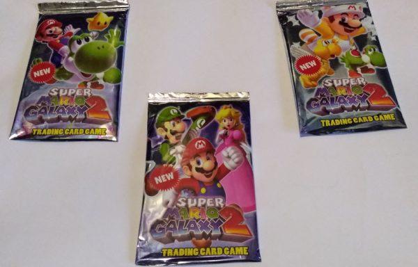 Super Mario Galaxy 2 – Trading Card Set