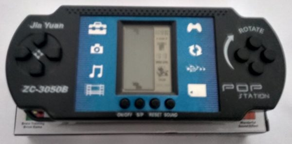Consola Tetris Portatil (POP Station)