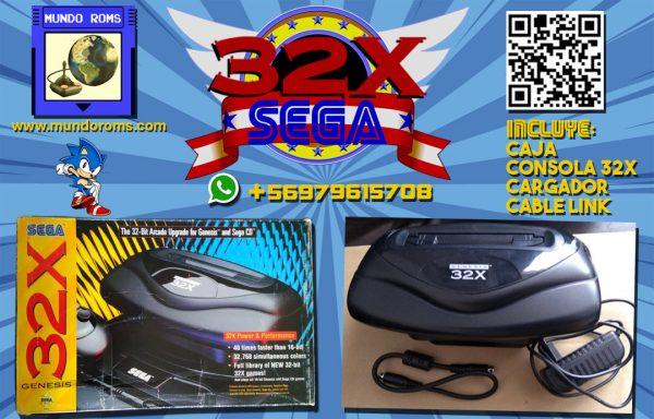 Consola Sega 32X