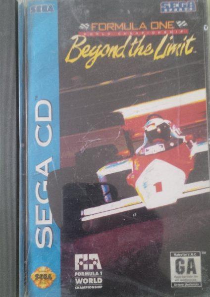 F1 – Beyond the Limit (Sega CD)