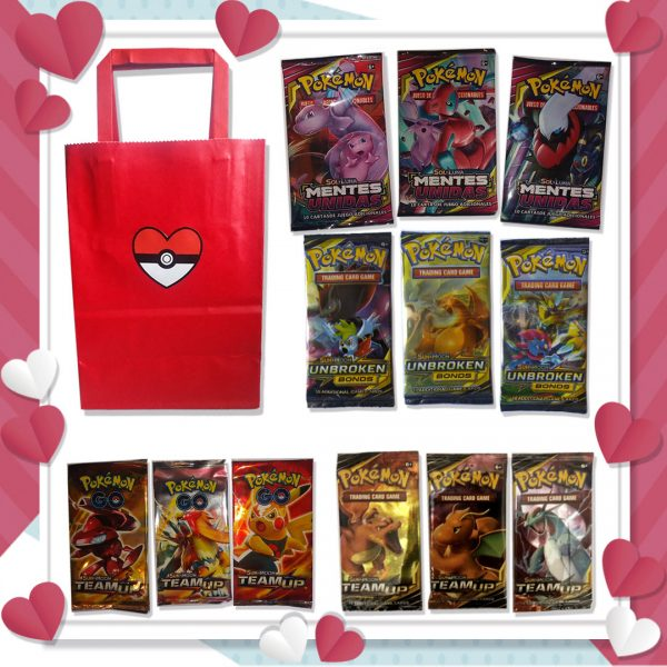 Pack Pokemon – Enamorados