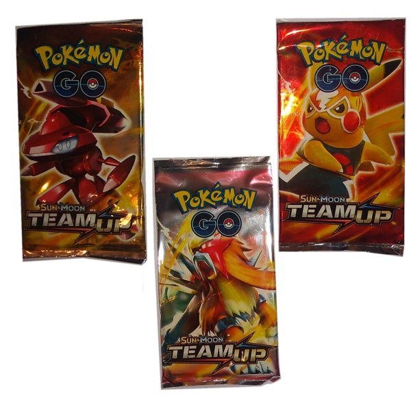 Pokemon Go Sun & Moon – Trading Card